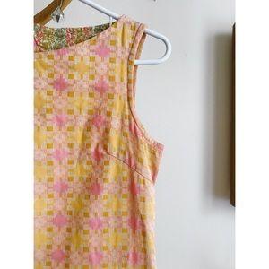 1960's adorable vintage handmade mini dress XS/S